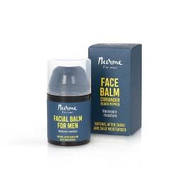 Näokreem meestele koriandri ja musta pipraga 50 ml Nurme Looduskosmeetika