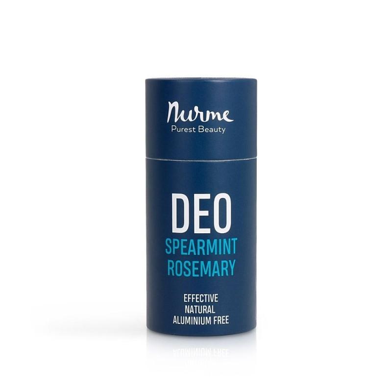 Natural deodorant spearmint and roseamary 80g Nurme Looduskosmeetika