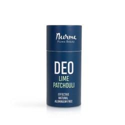 Luonnollinen deodorantti lime and patchouli 80g Nurme Looduskosmeetika