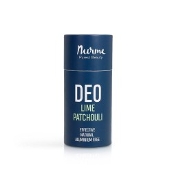 Natural deodorant lime and patchouli 80g Nurme Looduskosmeetika