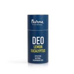 Luonnollinen deodorantti lemon and eucalyptus 80g Nurme Looduskosmeetika