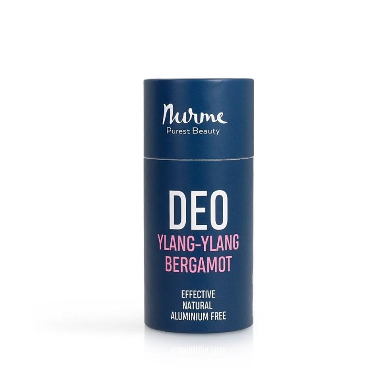 Luonnollinen deodorantti Ylang-Ylang and bergamot 80g Nurme Looduskosmeetika