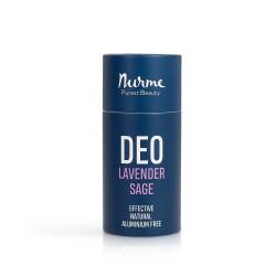 Natural deodorant lavender and sage 80g Nurme Looduskosmeetika