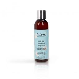 MILD BABY SHAMPOO & BODY WASH 200 ml Nurme Looduskosmeetika