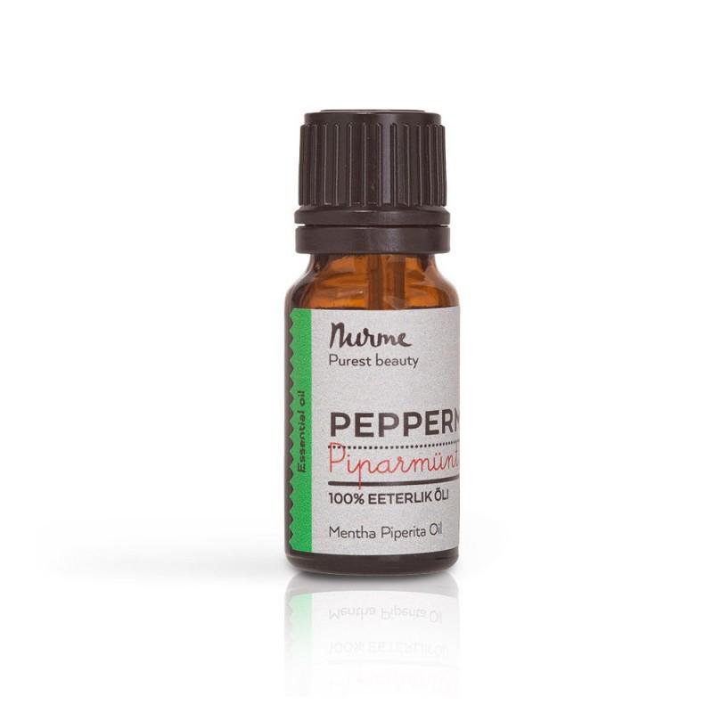 Peppermint Essential Oil 10 ml Nurme Looduskosmeetika