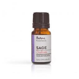 Salvei eeterlik õli 10 ml Nurme Looduskosmeetika