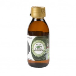 Cold-Pressed Black Cumin Seed Oil 135ml EL-BARAKA