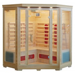 Infrared sauna for four people Vitaest Baltic OÜ