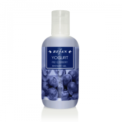 Yogurt and Еlderberry Shower gel, 50ml Refan