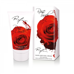 Hand and nail cream – Rose Touch 75ml Refan