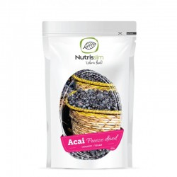 ACAI POWDER, 60G / DIETARY SUPPLEMENT NATURE'S FINEST BY NUTRISSLIM