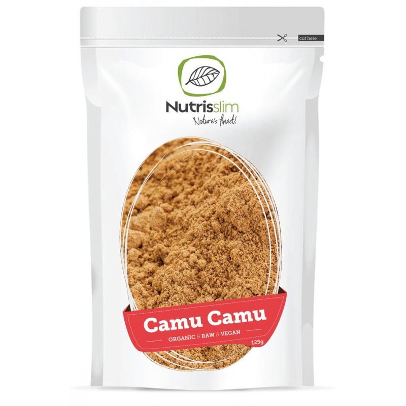 CAMU CAMU POWDER, 125G / DIETARY SUPPLEMENT NATURE'S FINEST BY NUTRISSLIM