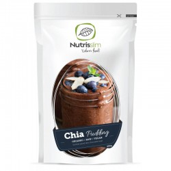 CHIA PUDDING SUPER MIX, 200G NATURE'S FINEST BY NUTRISSLIM