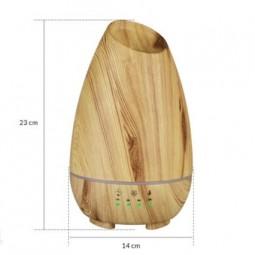 Difuuser – õhuniisutaja – õhu aromatisaator, tume puit