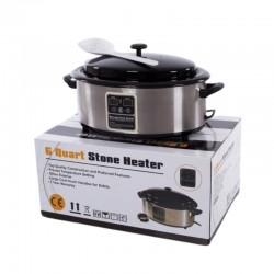 Massage Hot Stone Heater 6 quart (with display) Restpro