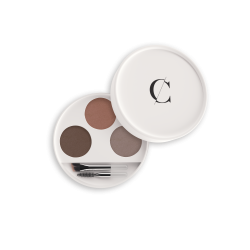 Eyebrow Kit Nr. 28 blonde COULEUR CARAMEL
