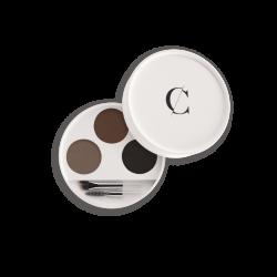 Kulmupalett Nr. 29 brunette COULEUR CARAMEL
