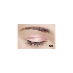 Eye shadow Nr. 104 bora bora COULEUR CARAMEL