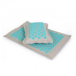 Acupuncture Massage Mat With Pillow Vitaest Baltic OÜ