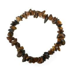 Tiger Eye bracelet chips Vitaest Baltic OÜ