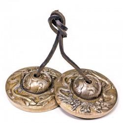 Tingshad ehk Tiibeti kellad, 6,7cm - draakonitega Vitaest Baltic OÜ