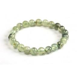 Prenite bracelet, 6mm bead Vitaest Baltic OÜ