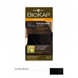 BIOKAP NUTRICOLOR 3.0 / DARK BROWN HAIR DYE BIOKAP