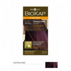 BIOKAP NUTRICOLOR 5.22 / PLUM RED HAIR DYE BIOKAP