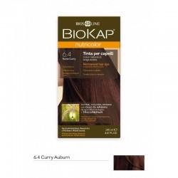 BIOKAP NUTRICOLOR 6.4 / CURRY AUBURN HAIR DYE BIOKAP