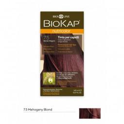 BIOKAP NUTRICOLOR 7.5 / MAHOGANY BLOND HAIR DYE BIOKAP