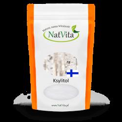 Ksülitool ehk kasesuhkur 250g NatVita