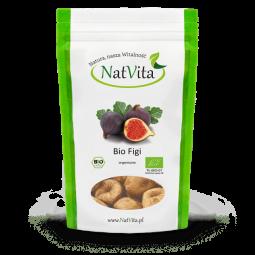 Dried Figs ECO, 200g NatVita
