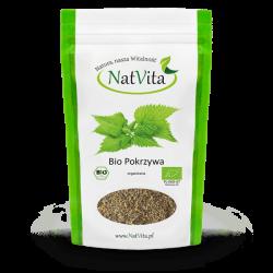 Nettle seeds ECO, 50g NatVita