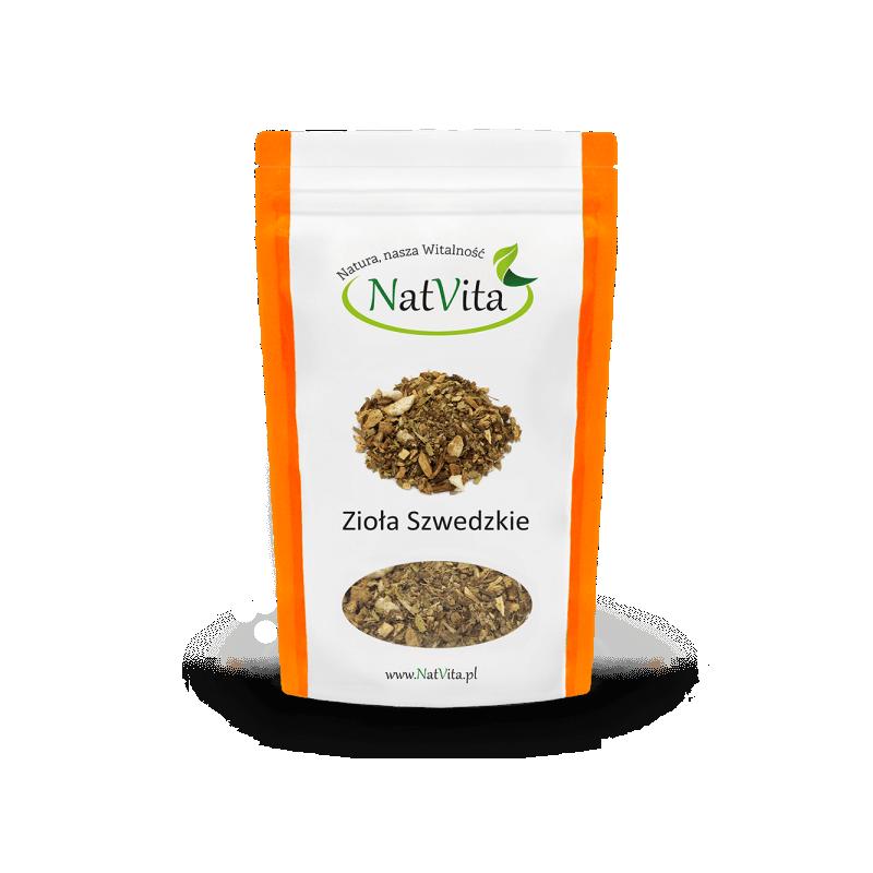 Dry Swedish grass mixture, 80g NatVita
