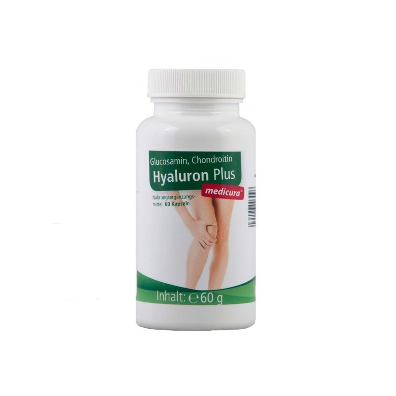 HYALURONIC JOINT CAPSULES, 60PCS MEDICURA