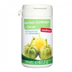 Garcinia Cambogia kapslid 60tk MEDICURA