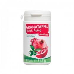 Granaatõunakapslid vitamiinide ja kollageeniga 60 kapslit MEDICURA