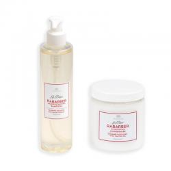 Set of Rhubarb Shampoo and Conditioner Magrada