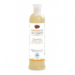 PURIFYING SHOWER GEL WITH ORANGE AND ANICE, 500ML SAPONE DI UN TEMPO