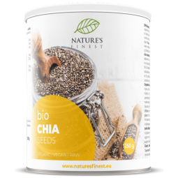 CHIA SEEDS, 250G NATURE'S FINEST BY NUTRISSLIM