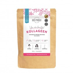 Collagen with Raspberry 150g BOOST YOURSELF