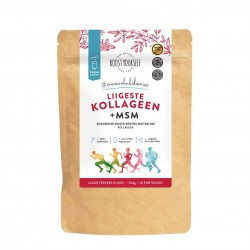 Collagen for Joints + MSM superfood mix 300g BOOST YOURSELF