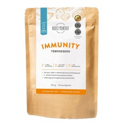 IMMUNITY health mixture BOOST YOURSELF