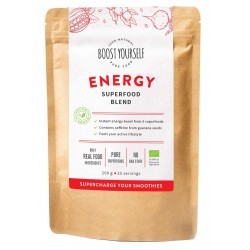 Energy superfood mix (organic) 200g BOOST YOURSELF