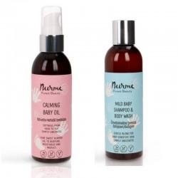 SHAMPOO & BODY WASH & BABY OIL Nurme Looduskosmeetika