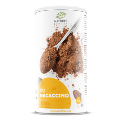 MACACCINO (COFFEE ALTERNATIVE), 250G NATURE'S FINEST BY NUTRISSLIM