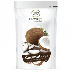 COCONUT CHIPS, 100G NATURE'S FINEST BY NUTRISSLIM