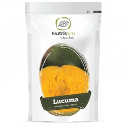 LUCUMA PULBER, 250G NATURE'S FINEST BY NUTRISSLIM