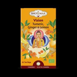 "6. Chakra tea ""Delighted"" 16x2g SHOTIMAA"
