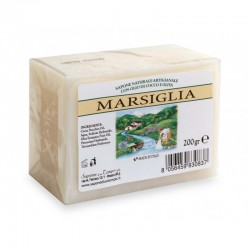 MARSEILLE SAIPPUA, 200G SAPONE DI UN TEMPO